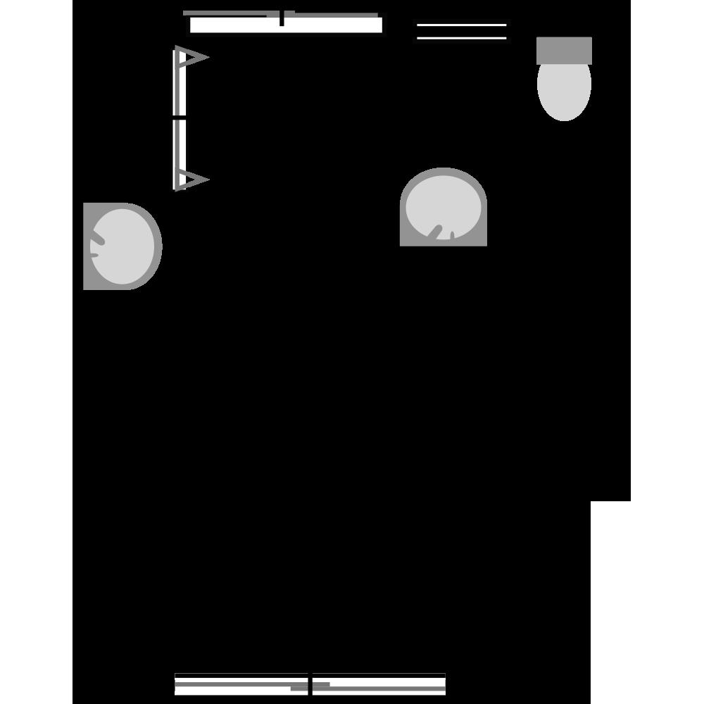 Bタイプ居室