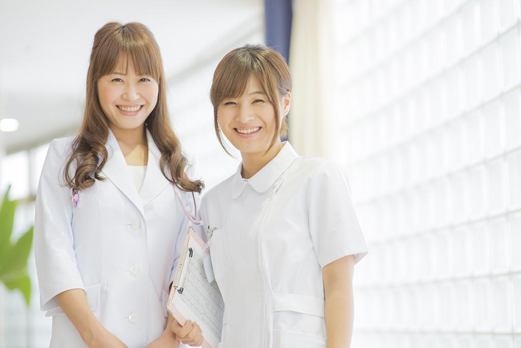 看護職員の写真